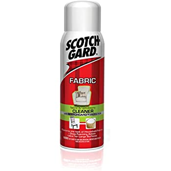 Scotchgard Fabric and Upholstery Cleaner, 14-Ounce (1014R)