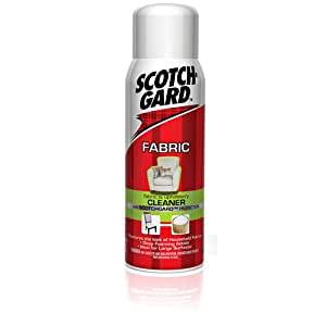Scotchgard Fabric And Upholstery Cleaner 14 Ounce 1014r