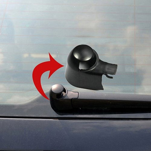 YSHtanj - Funda para limpiaparabrisas Trasero para VW MK5 Golf Polo Passat Caddy Tiguan: Amazon.es: Coche y moto
