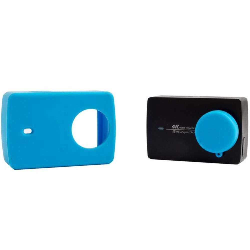 Colorido de Goma Suave Carcasa de silicona para Protector de ...