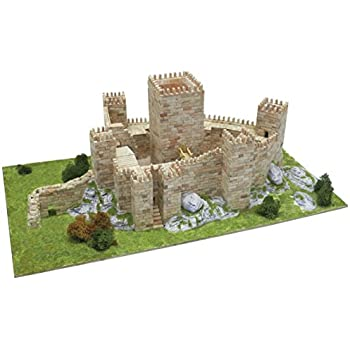 Amazon.com: Bodiam Castle Model Kit: Toys & Games