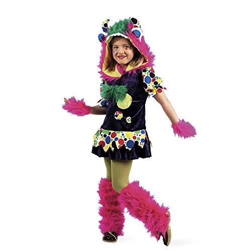 Limit MI785 T4 Monster Fabiola Children's Costume ()