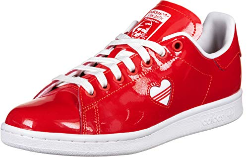active Smith active Zapatillas Active Stan ftwr Red White Para Mujer Rosso De Red W Adidas Red Gimnasia 5OznqTZZW