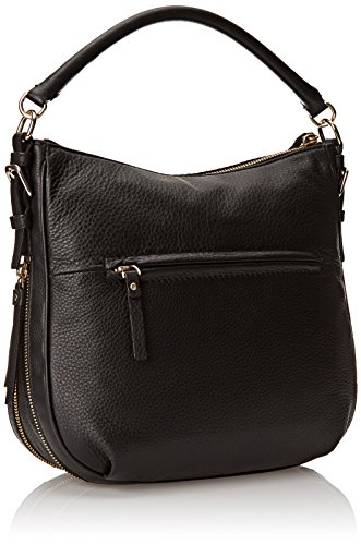 kate spade new york Cobble Hill Small Ella Shoulder Bag, Black, One Size by Kate Spade New York (Image #2)