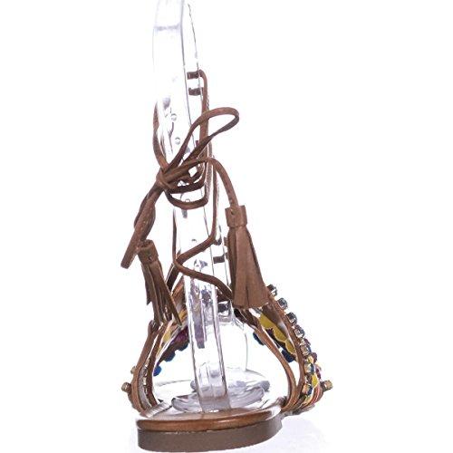 Femme Pour International Sandales Golden Cognac Concepts INC qwTZ4I4