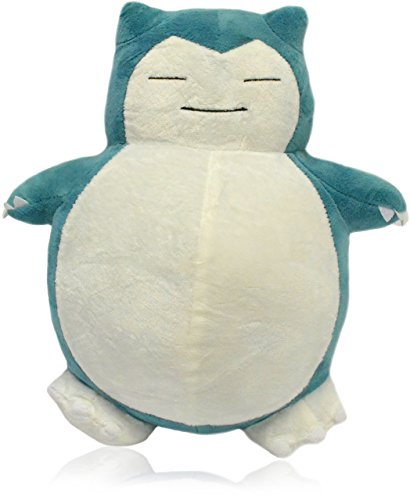 Pokémon Large Plush, Snorlax Stuffed Premium Quality Toy For Boys and Girls Large 12