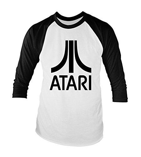Atari Unisex Baseball T-Shirt All