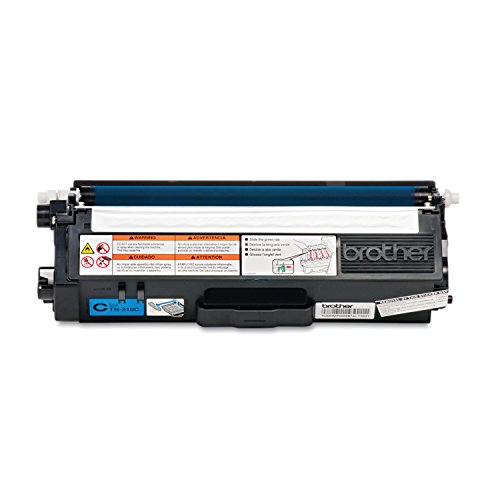 Brother Genuine TN310C Color Cartridge