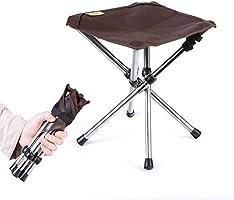 KVASS アウトドアチェア 折りたたみ椅子 コンパクトイス キャンプ 耐荷重80-100kg 超軽量 収納バッグ付き お釣り バーベキュー 登山