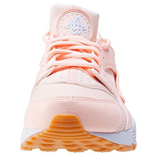 Nike Damen Air Huarache Laufschuhe Erröten Rosa
