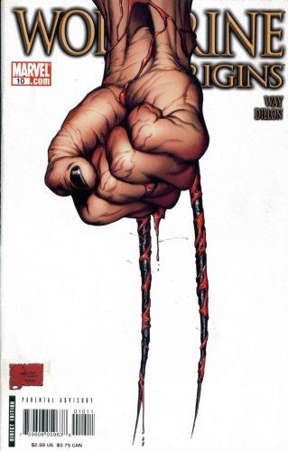 (Wolverine Origins #10 : Savior (Marvel Comics))