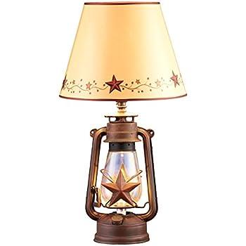 Park Designs Black Iron Lantern Lamp Table Lamps