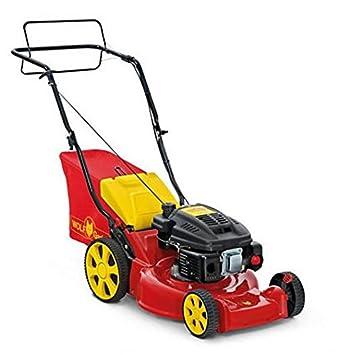 Wolf Garten Select 4600 Ahw Petrol Lawn Mower Amazoncouk Garden