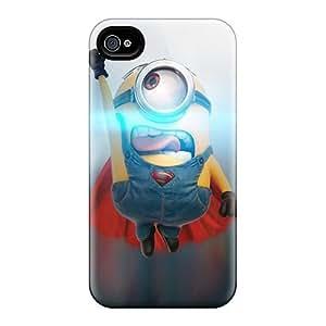 Premium Minion Superman Heavy-duty Protection Cases Samsung Galxy S4 I9500/I9502
