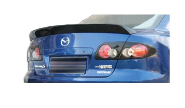 For Mazda RX-8 2004-2011 Duraflex M-1 Speed Style Fiberglass Rear Wing Unpainted
