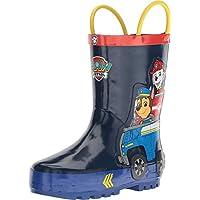 Josmo Kids Mens Paw Patrol Rain Boot (Toddler/Little Kid)
