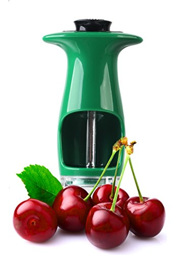 Cherry Pitter & Stoner - Remove Cherry and Olive pit quick & easy