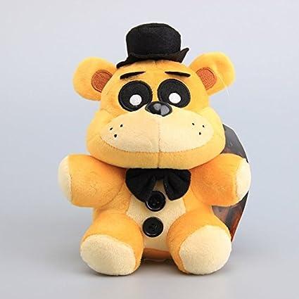 Amazon com: Five Nights At Freddy's Fazbear Bear Yellow 7