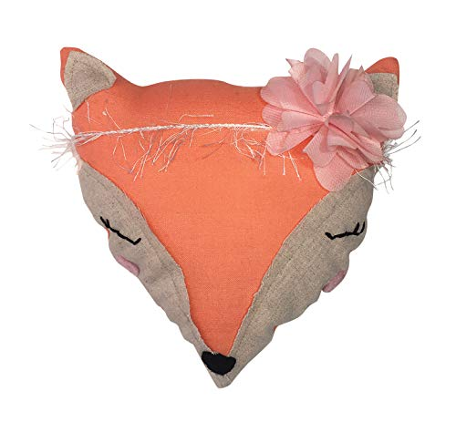 - SewCraftCook Fox Sewing Kit for Kids 6yrs+, Sewing for Beginners, Size 8.5x8.5in, Sewing Machine Project & Pattern for Girls, Fox Pillow Designed by Experts in Sewing Projects for Kids