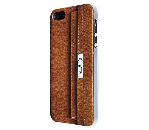 SKILLFWD Pochette Brown Hard Case pour iPhone 5