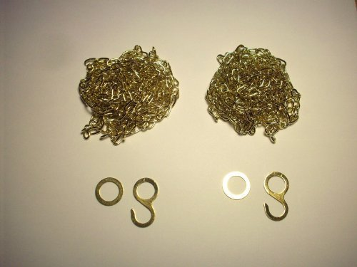 Cuckoo Clock Chains for 2 Weight 8 Day Regula 34 Movement