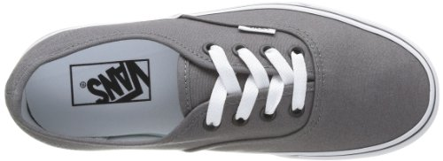 Gris Authentic Vans Zapatillas Unisex Adulto black pewter wUqU8