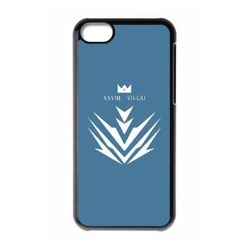 Destinée nouvelle sous-classe Emblèmes EM61HO6 coque iPhone Téléphone cellulaire 5c cas coque S9SE4U5LT