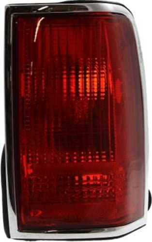 Left Only Fits 90-97 LINCOLN TOWN CAR TAIL LIGHT//LAMP  Driver Side