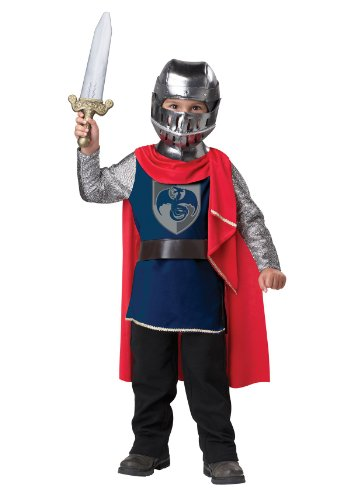 California Costumes Gallant Knight Toddler Costume, (Renaissance Costumes For Kids)
