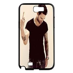 High Quality {YUXUAN-LARA CASE}Singer Adam Levine For Samsung Galaxy Note 2 STYLE-3