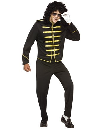 Adult 80s Pop Star Costume - Adult Std.