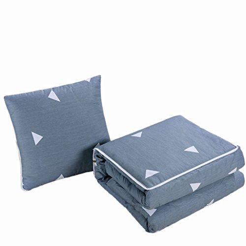 3 105150CM GYP Coussin en coton plus épais Ressort et été Coussin d'oreillers Canapé à double usage Coussin Coussin Bureau Lumbar été Cool Quilt Nap Coussin Coin confortable petit oreiller acheter ( Coule