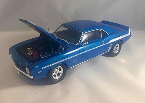18 Highway 61 Diecast Model - 1969 Chevrolet Yenko Camaro 2 Fast 2 Furious Movie Diecast Model in 1:18 Scale by Highway 61
