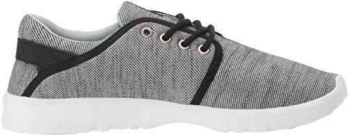 Light Sneaker Grey Black Denim Damen Orange W's Scout Black Etnies tqIgw6Ag
