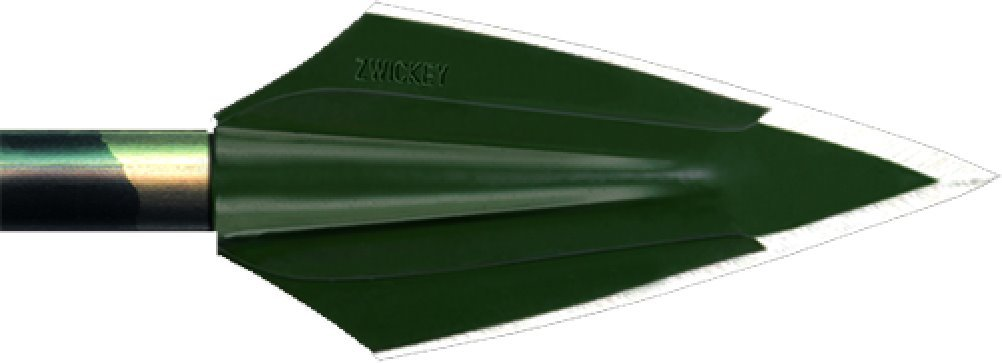 Zwickey Eskimo Broadhead Glue-On 125 gr. 3 pk.