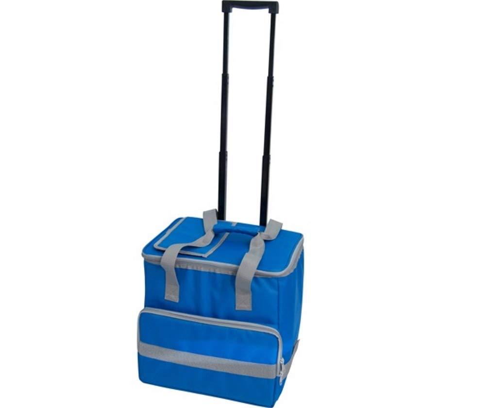 Papillon 5080126 Nevera Bolsa Termica 38 litros Azul Trolley: Amazon.es: Deportes y aire libre