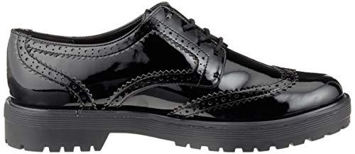 jet Aeliria Mujer Negro 2 Oxford Black Aldo De 95 Para Zapatos Cordones dqBY8x8Z