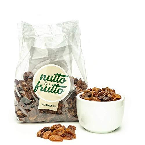 Sultana Raisins By Nutto Frutto Healthy Dried Fruit Bag Full Of Dried Sultana Raisins Seedless Dried Raisins 8 Oz (225 Gr)