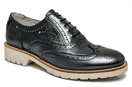 211 Blu Nero up Chaussures Francesine 5031 Femme P805031d Ciel Bleu Giardini XxSCUP
