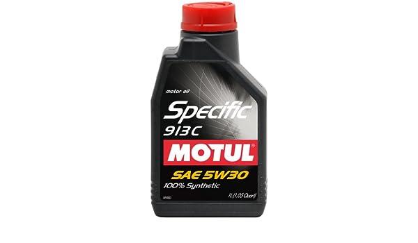MOTUL SPECIFIC 913C PDF DOWNLOAD
