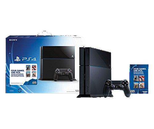 Playstation Console Bundle Downloadable Choice Voucher