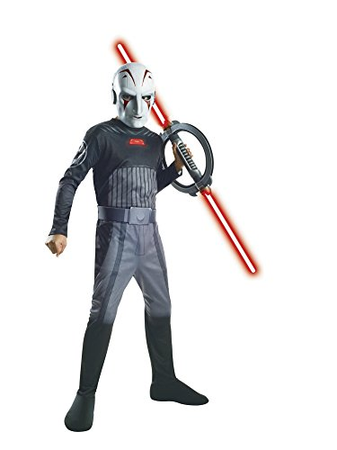 Rubie's Star Wars Rebels Sith Inquisitor Costume, Child Small]()