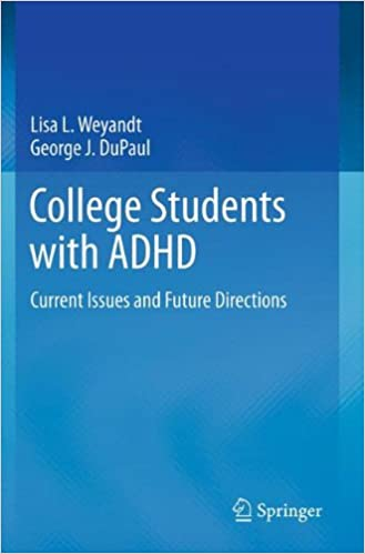 Trajectories Related to ADHD in College (TRAC) Project
