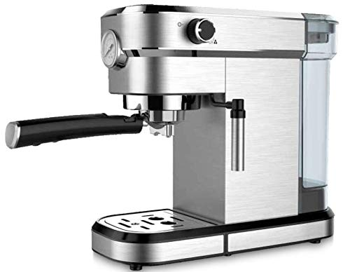 Brewsly 15 Bar Steam Espresso Machine