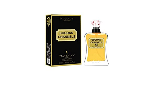 Cocoas Channels, equivalencia de perfume para mujer EDT 100 ml: Amazon.es: Belleza