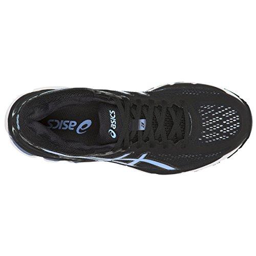 Asics Gel-Pursue 3, Zapatillas de Entrenamiento para Mujer Negro (Black/airy Blue/white)