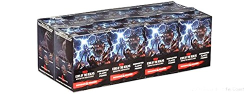 (D&D Icons of the Realms - Monster Menagerie 8-Pack Booster Brick WZK 72288 by WizKids )