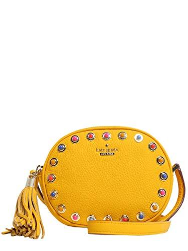 Kate Spade Sac à bandoulière pour femme Pxru7558702 Cuir jaune