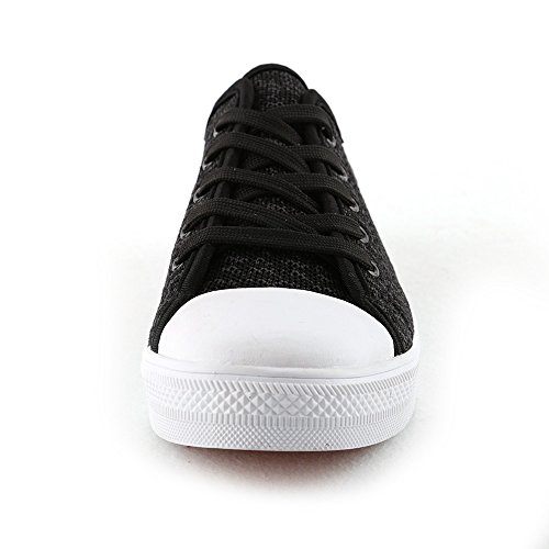 Kids Frames Idea Flyknit Gray Black Low Sneakers Top Casual Mens Womens Breathable awA5UT1qA