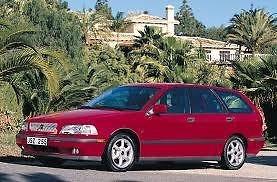 Volvo V40 Estate 1996-2004 5/% Very Dark Limo Tint PSSC Pre Cut Rear Car Window Films